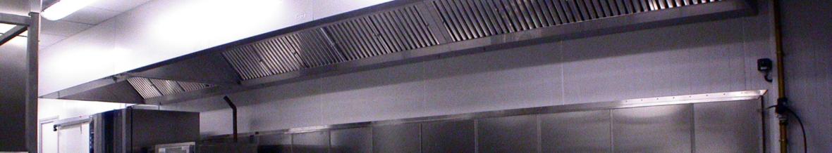 Hotte de cuisine sans compensation